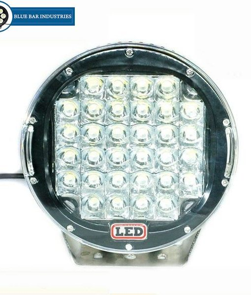 2 x 9 inch CREE 30,000 lumen 185 watt LED Focused Beam Driving Lights-234