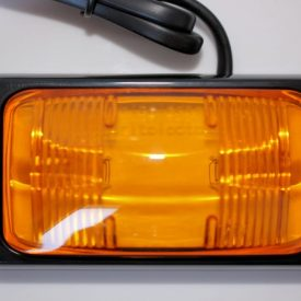 Amber Side Marker LED Multivolt Large Size-0