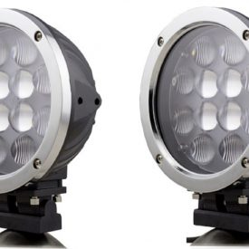 7 inch CREE LED Round Driving Lights with 4D Reflector-0