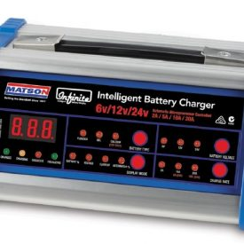 6 / 12 / 24 volt All in One Charger Infinite Intelligent Battery Charger-0