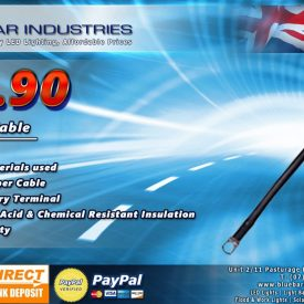 27 INCH 69CM BATTERY CABLE -0