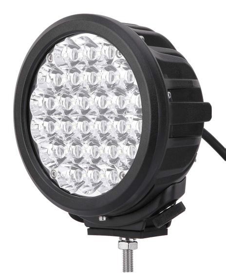 "7"" Driving LIghts XPG-2 CREE 25,200 lumen LED -0"