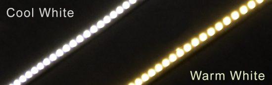 Z Type LED Strip-Warm White-2.5 metres-1428