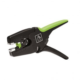 AUTOMATIC SELF ADJUSTING INSULATION STRIPPER